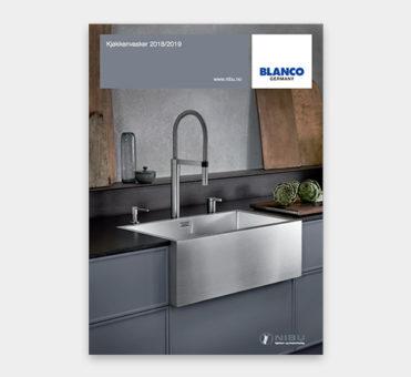 katalog av Blanco vasker