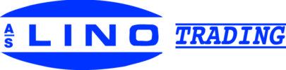 LINO logo ill Blå