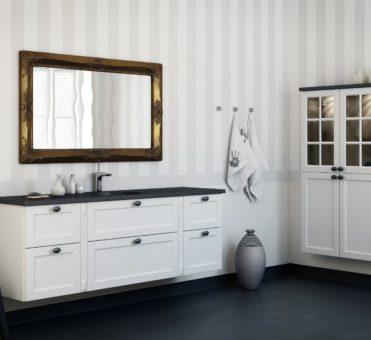 Kjøkken garderobe bad