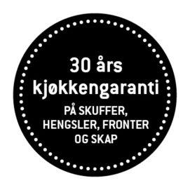 30 års garanti nettoline merke