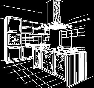 KGB Kjøkken skisse