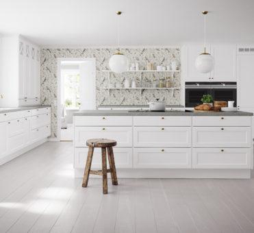 Eris er en kjøkkenmodell fra Husebys Agil-serie